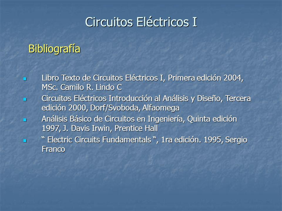 circuitos el u00c9ctricos i ppt descargar