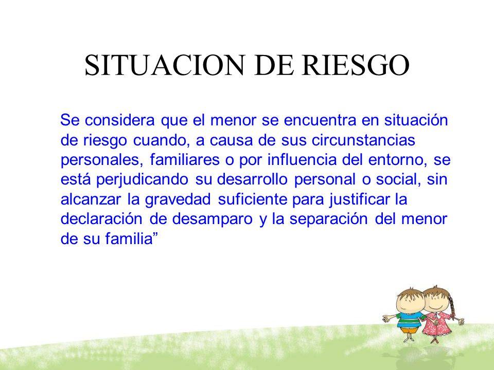 SITUACION DE RIESGO