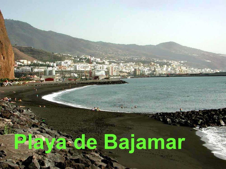 Playa de Bajamar