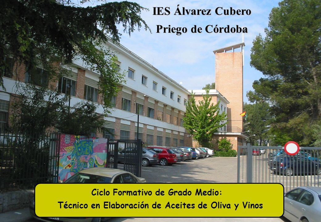 IES Álvarez Cubero Priego de Córdoba