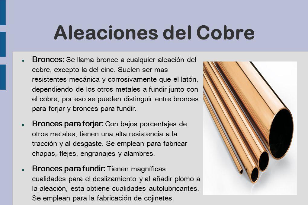 El cobre y el wolframio cobre 1 1 proceso de afino del - Como se limpia el bronce ...