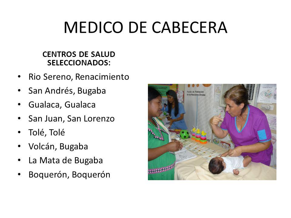 Evaluaci n de indicadores regionales objetivo 4 y 5 ppt - Centro de salud san juan ...