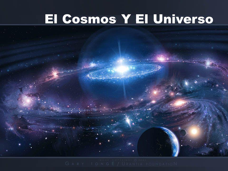el cosmos y el universo ppt descargar
