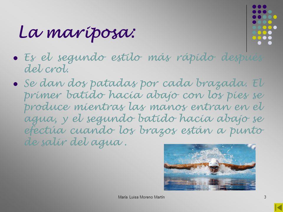 María Luisa Moreno Martín