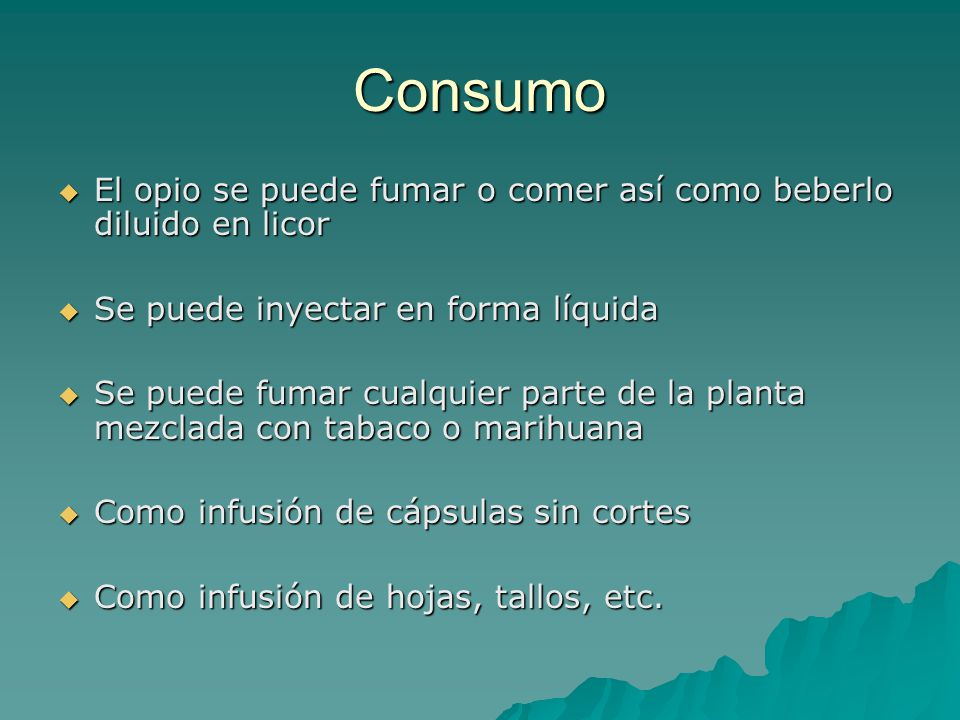 analgesicos narcoticos ppt video online descargar