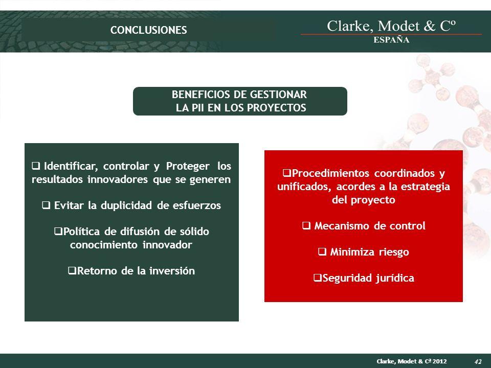 BENEFICIOS DE GESTIONAR LA PII EN LOS PROYECTOS