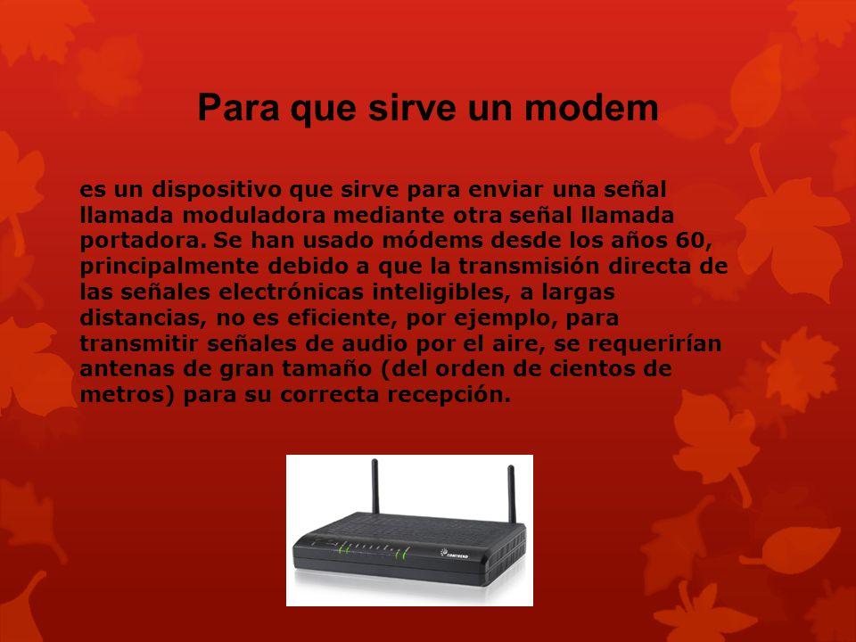 Instalaci n de una tarjeta de red y modem en un - Para que sirve una vaporeta ...