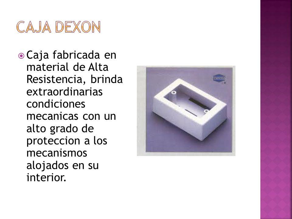 CAJA DEXON