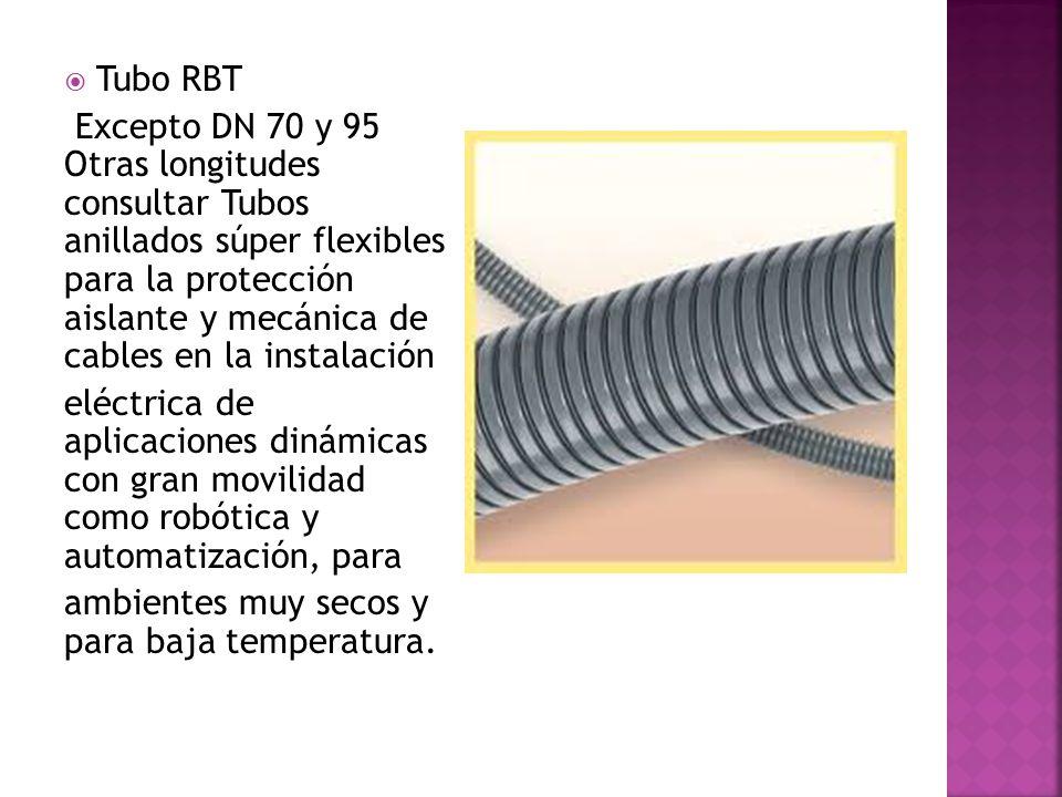 Tubo RBT