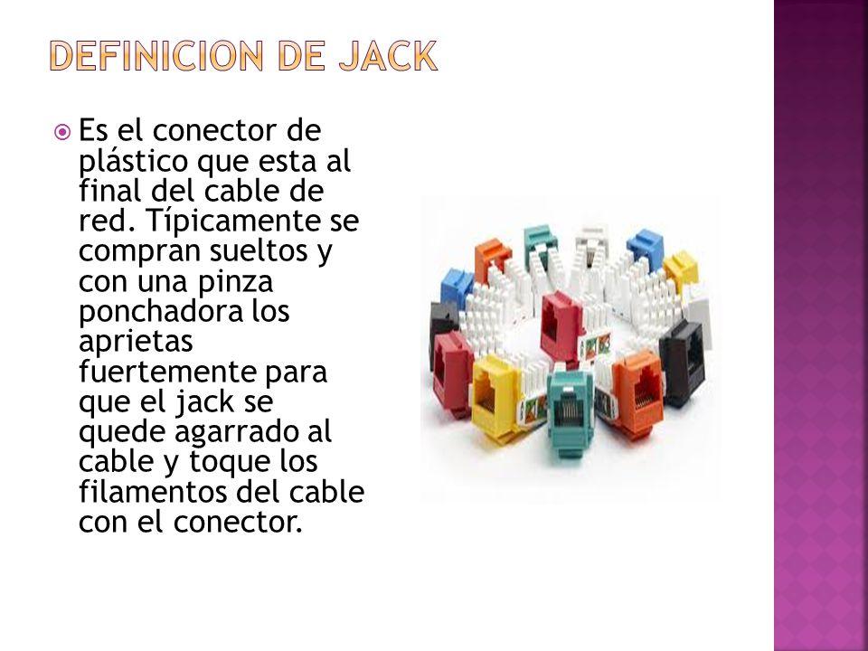 DEFINICION DE JACK