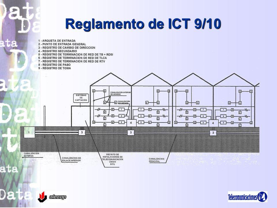 Reglamento de ICT 9/10