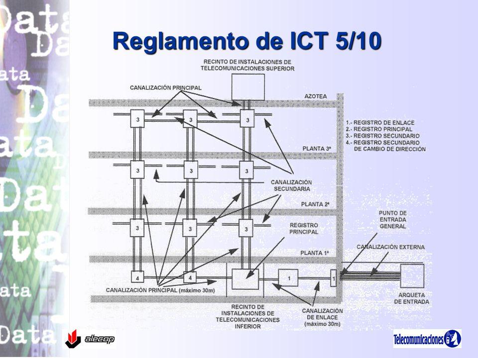 Reglamento de ICT 5/10