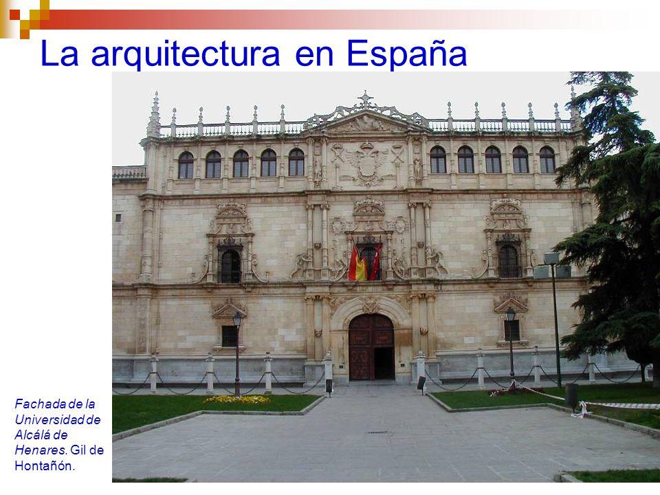 El renacimiento ppt descargar for Universidades de arquitectura en espana