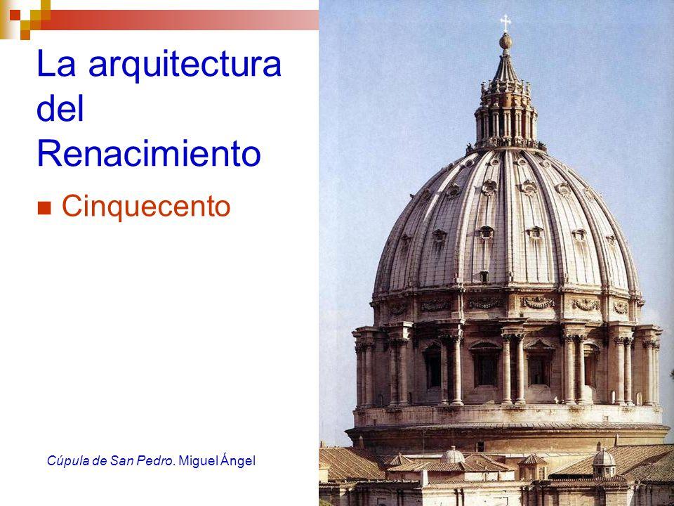 El renacimiento ppt descargar for Arquitectura quattrocento y cinquecento