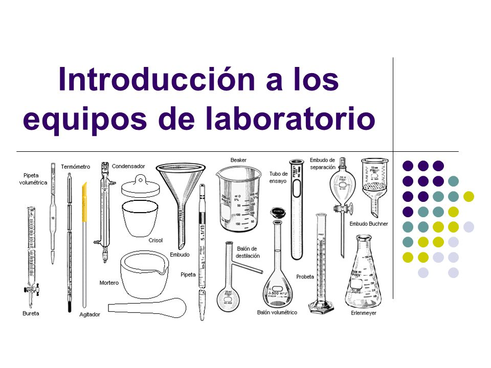Seguridad en el laboratorio ppt descargar for Equipos de laboratorio