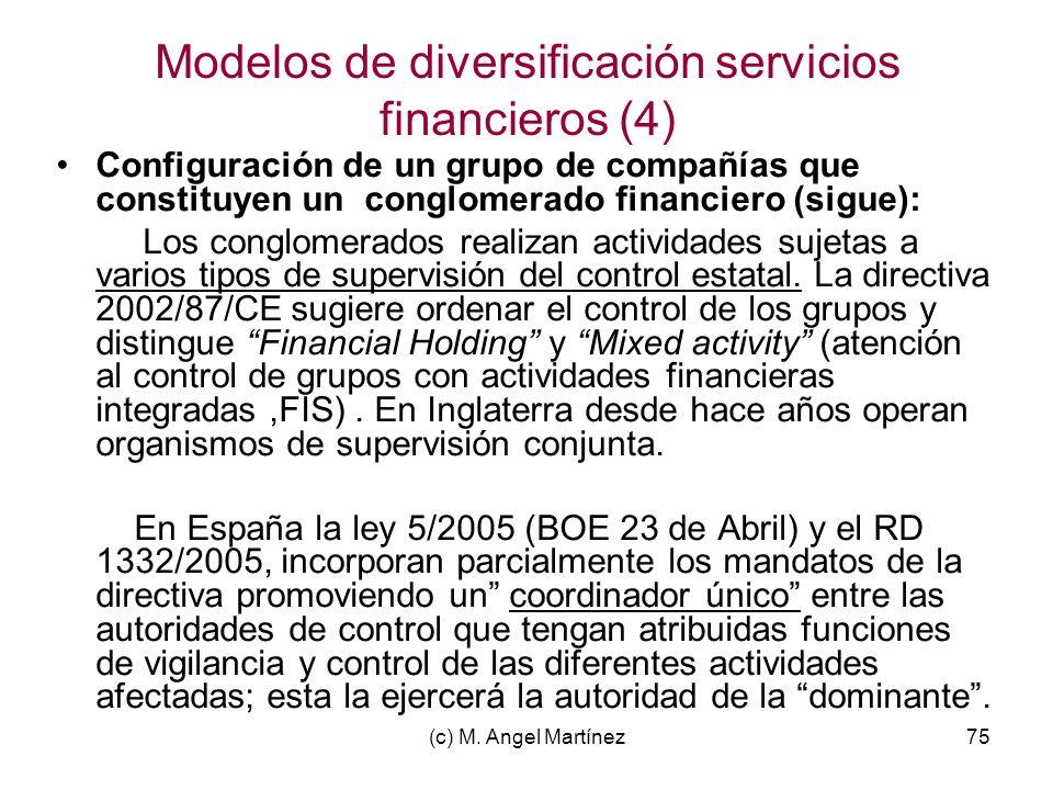 Modelos de diversificación servicios financieros (4)