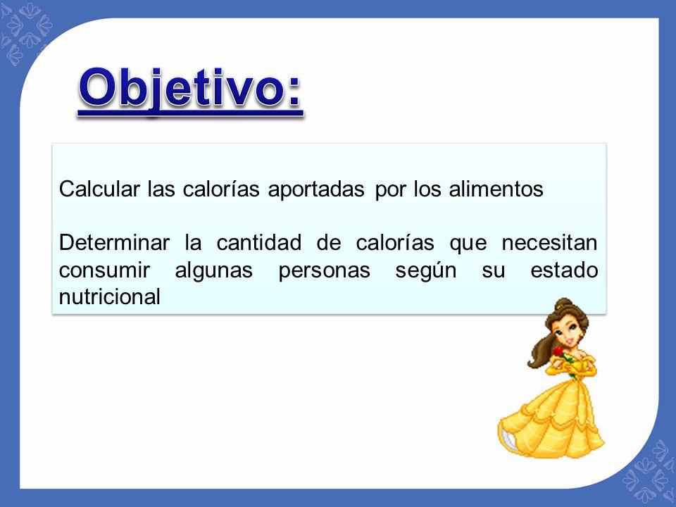 Requerimientos nutricionales y energ ticos ppt descargar - Calcular calorias de los alimentos ...
