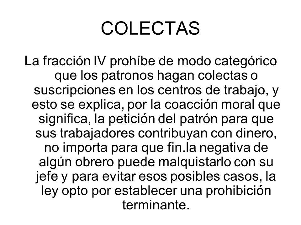 COLECTAS