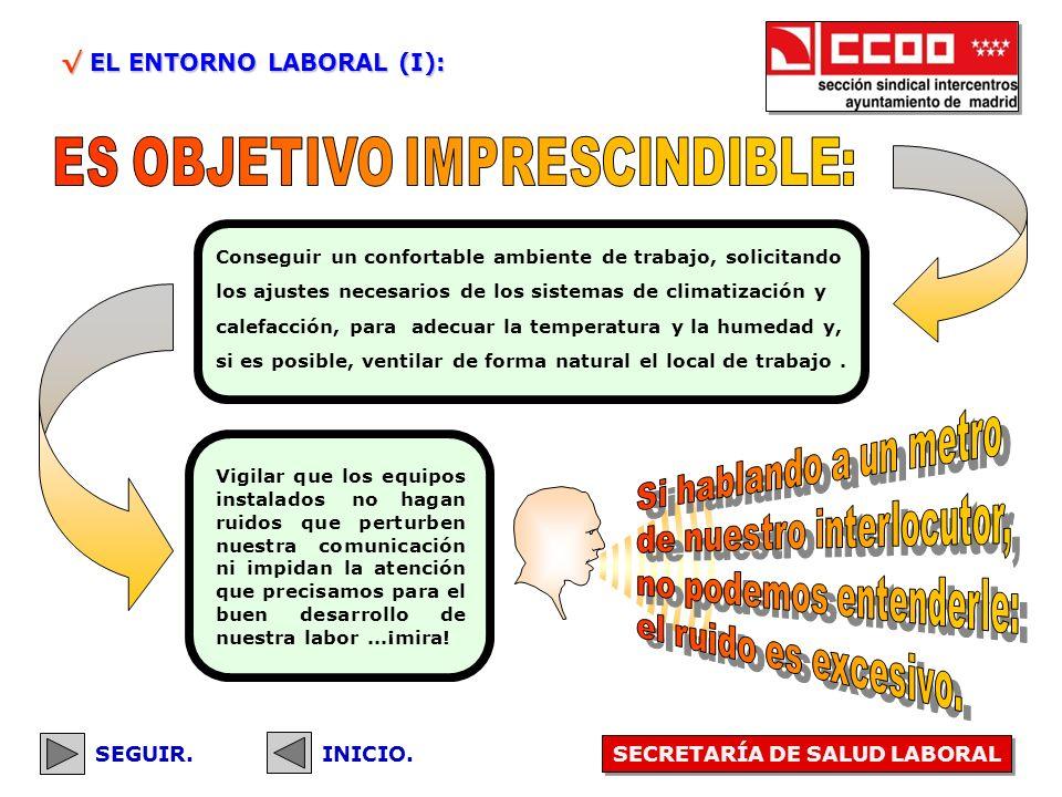 SECRETARÍA DE SALUD LABORAL