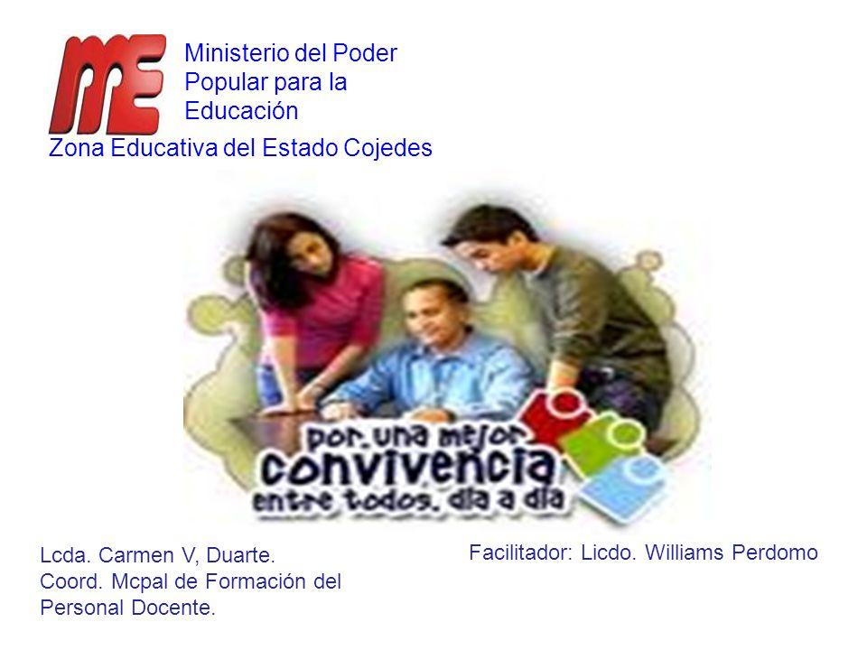 Ministerio del poder popular para la educaci n ppt descargar for Educacion para poder