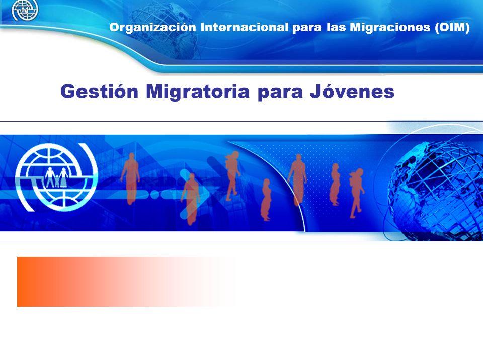 Gestión Migratoria para Jóvenes