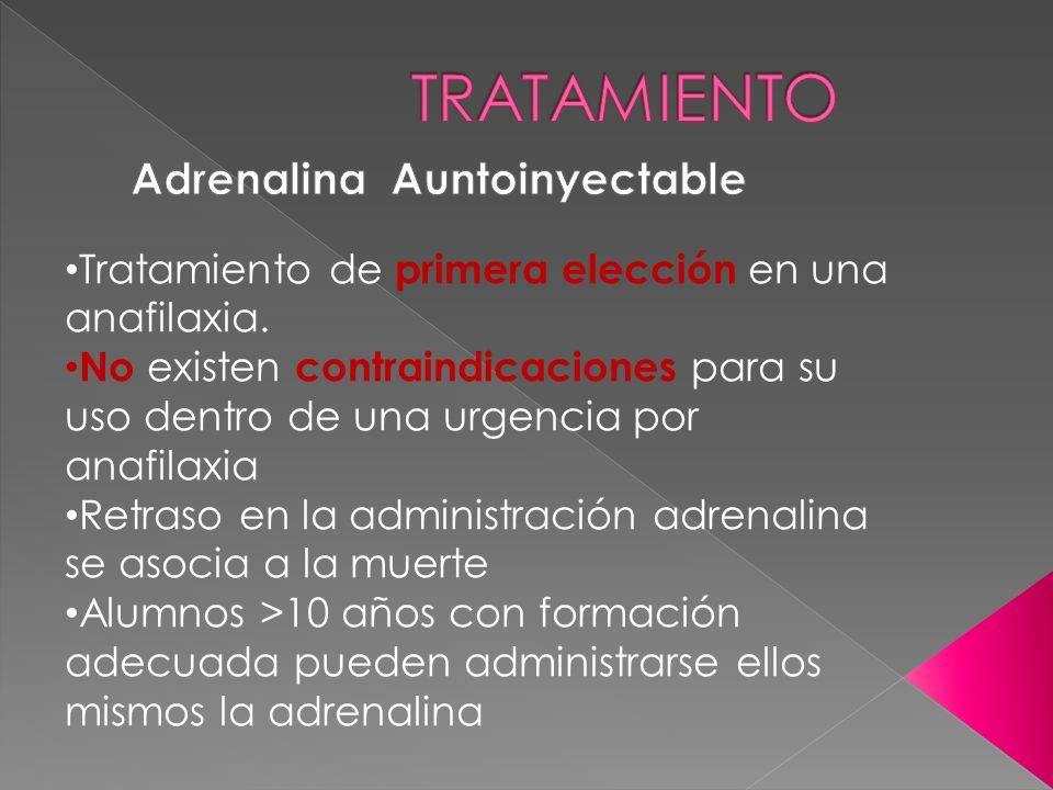 Adrenalina Auntoinyectable