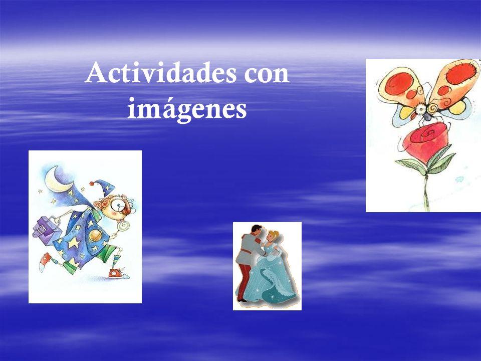 Actividades con imágenes