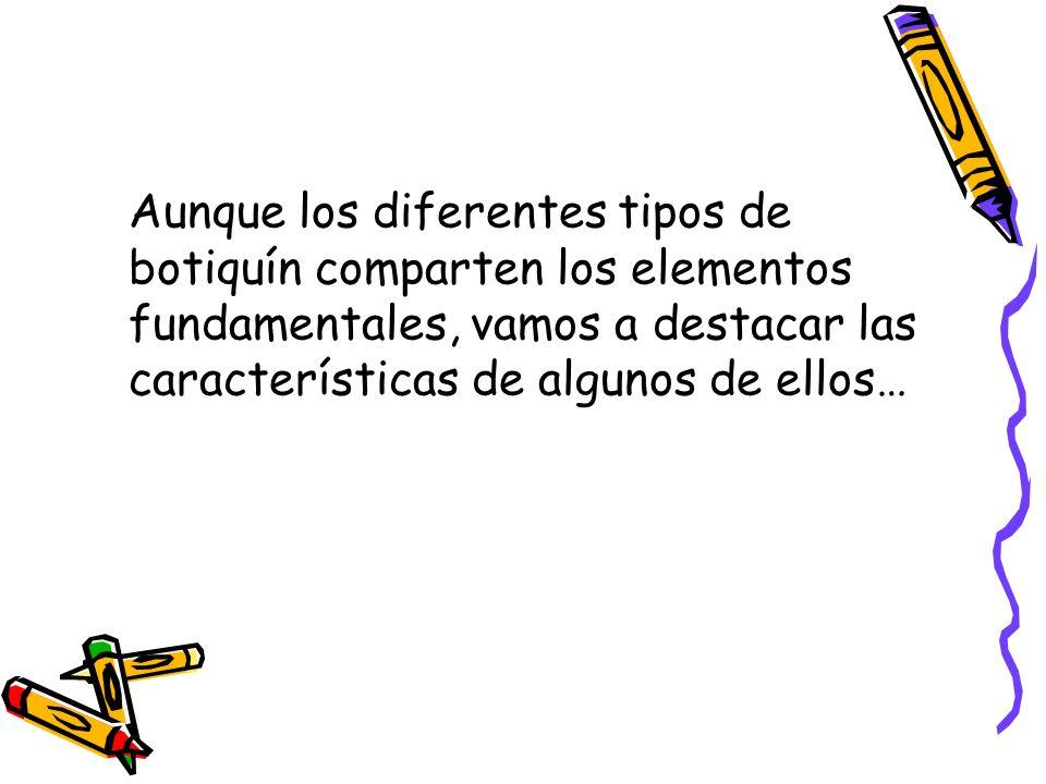 Aunque los diferentes tipos de botiquín comparten los elementos fundamentales, vamos a destacar las características de algunos de ellos…