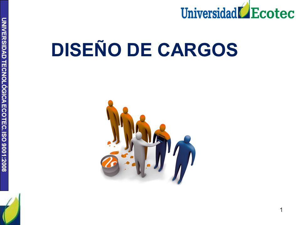 Diseño De Cargos Ppt Video Online Descargar
