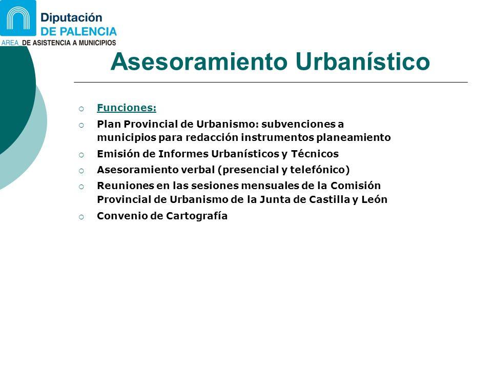 Asesoramiento Urbanístico