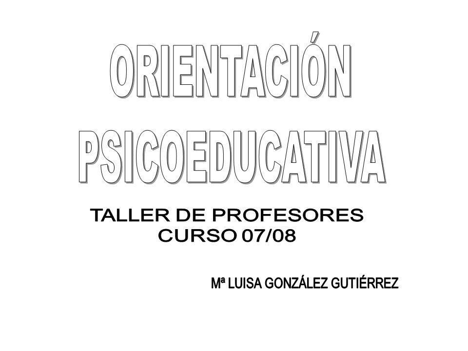 Mª LUISA GONZÁLEZ GUTIÉRREZ