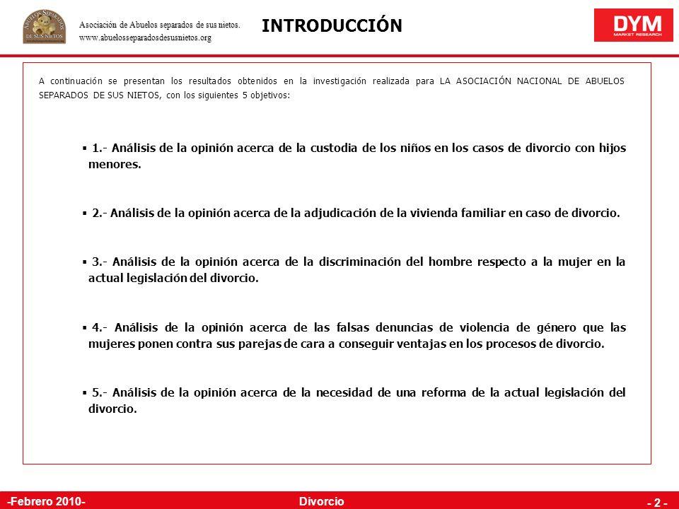 INTRODUCCIÓN Asociación de Abuelos separados de sus nietos. www.abuelosseparadosdesusnietos.org.