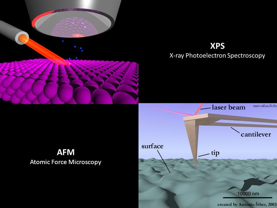 AFM Atomic Force Microscopy