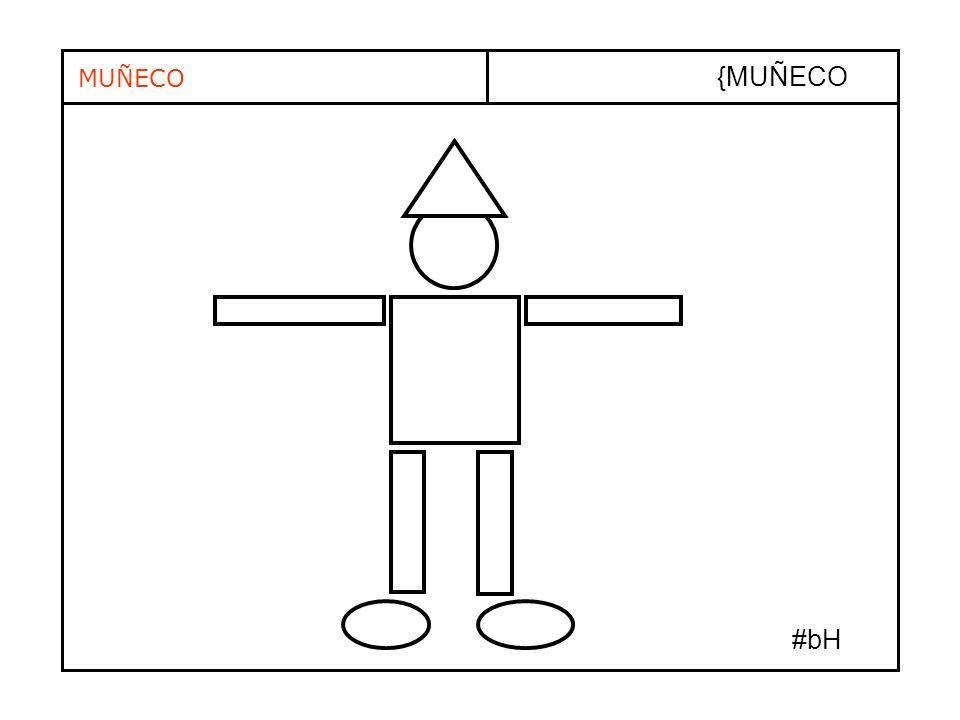 MUÑECO {MUÑECO #bH