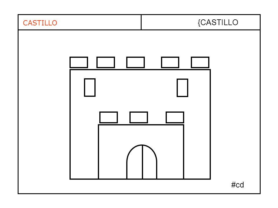 CASTILLO {CASTILLO #cd