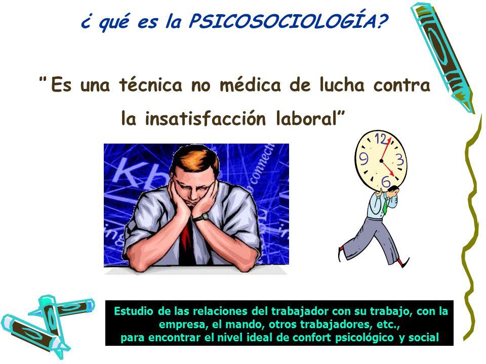 ¿ qué es la PSICOSOCIOLOGÍA