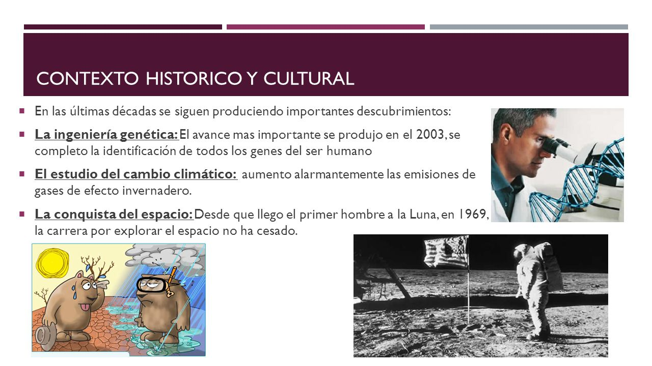 Literatura contemporanea ppt video online descargar for En 2003 se completo la secuenciacion del humano