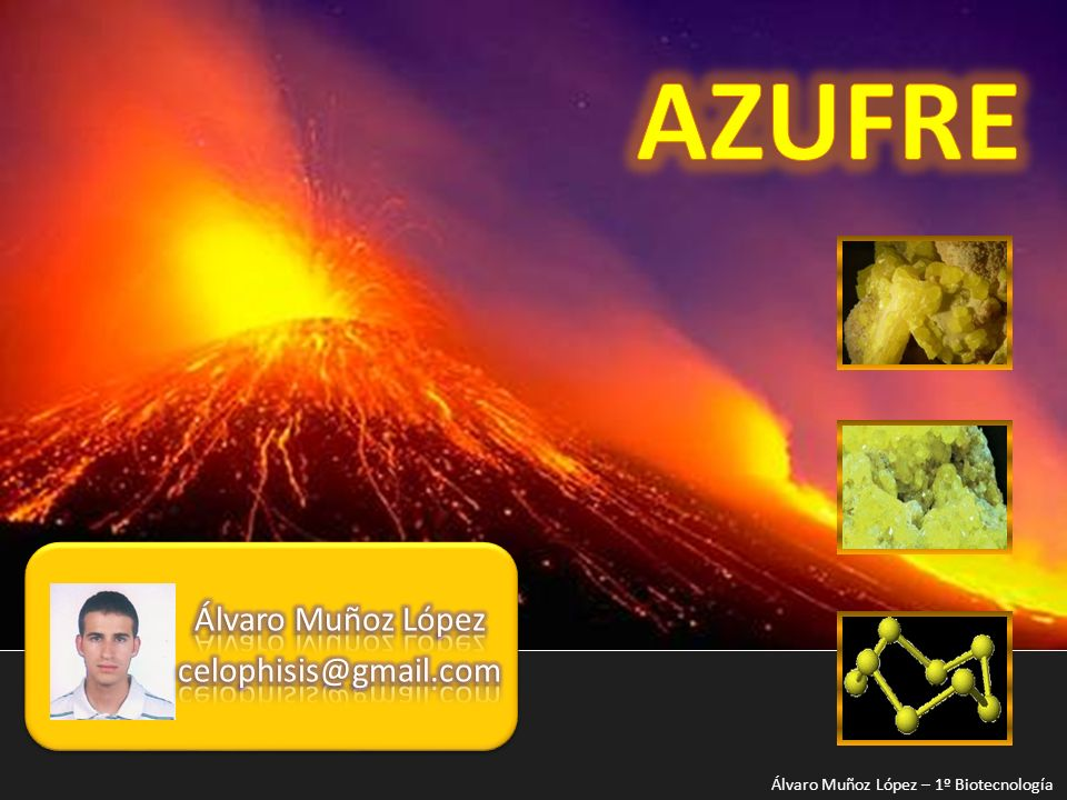 Álvaro Muñoz López celophisis@gmail.com