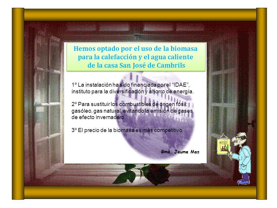 de la casa San José de Cambrils