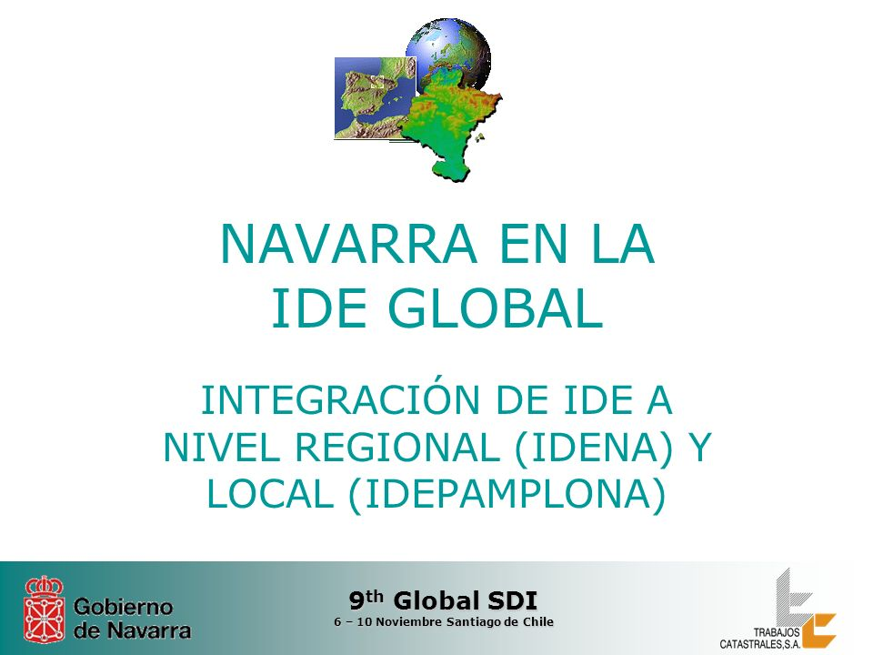NAVARRA EN LA IDE GLOBAL