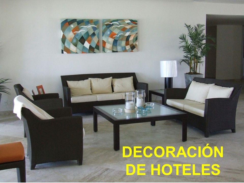 Decoraci n de hoteles ppt descargar - Decoracion para hoteles ...