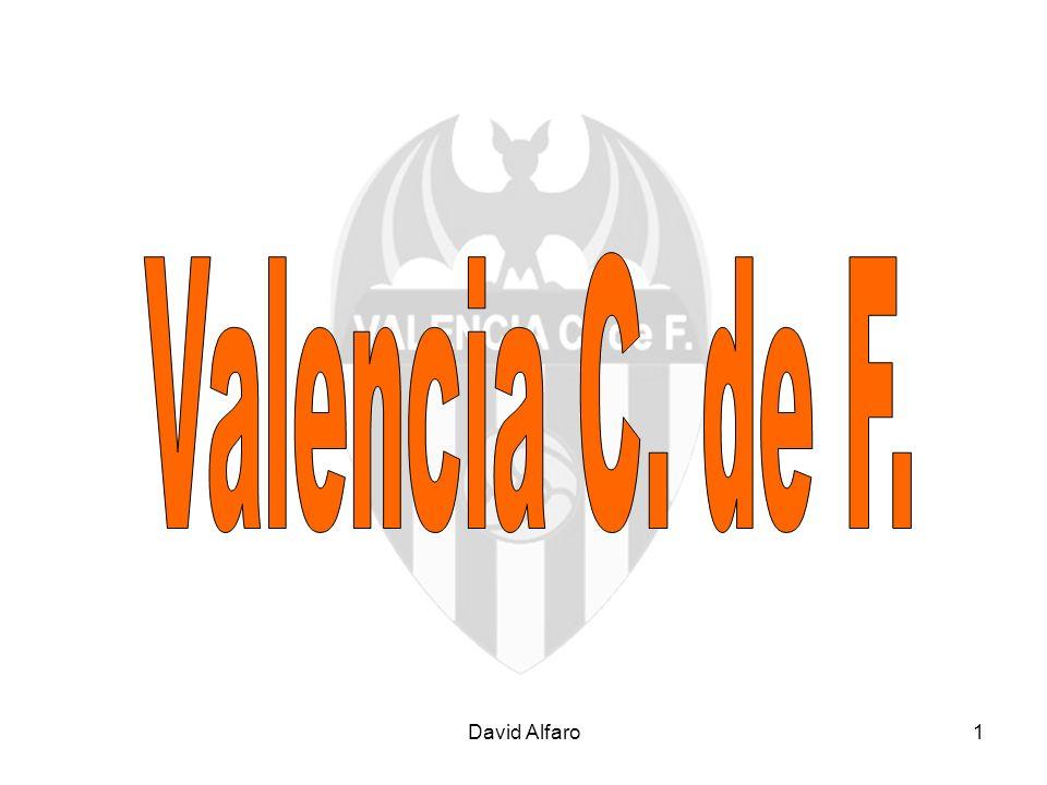 Valencia C. de F. David Alfaro