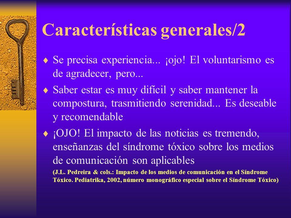 Características generales/2