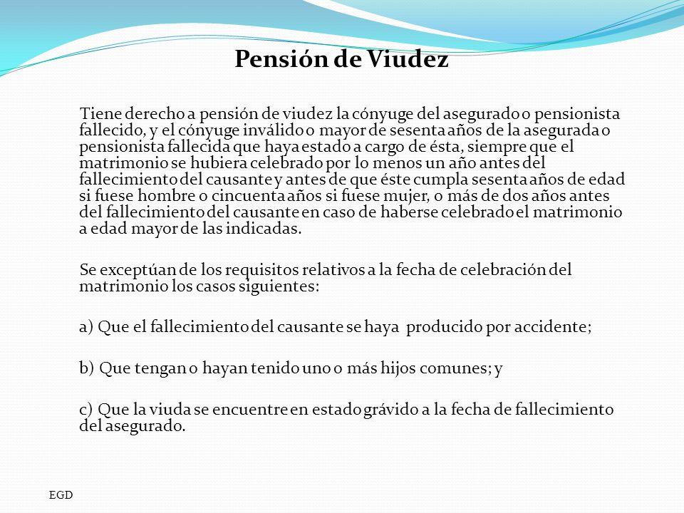 Sistemas de pensiones y jubilaci n ppt descargar - Se cobra la pension el mes de fallecimiento ...