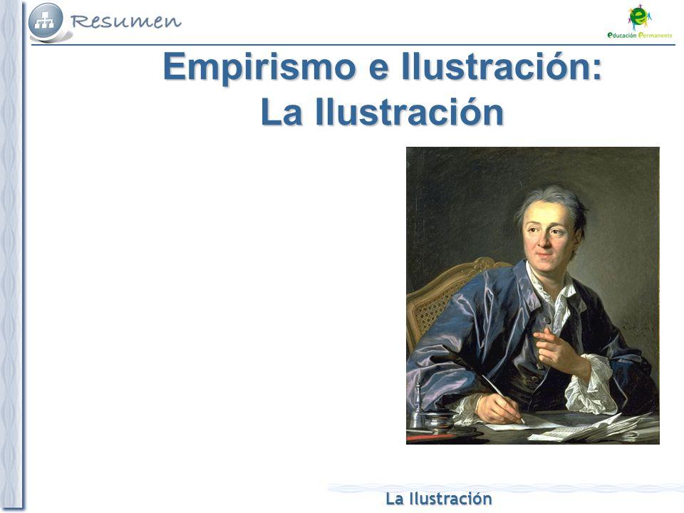 Empirismo e Ilustración: La Ilustración