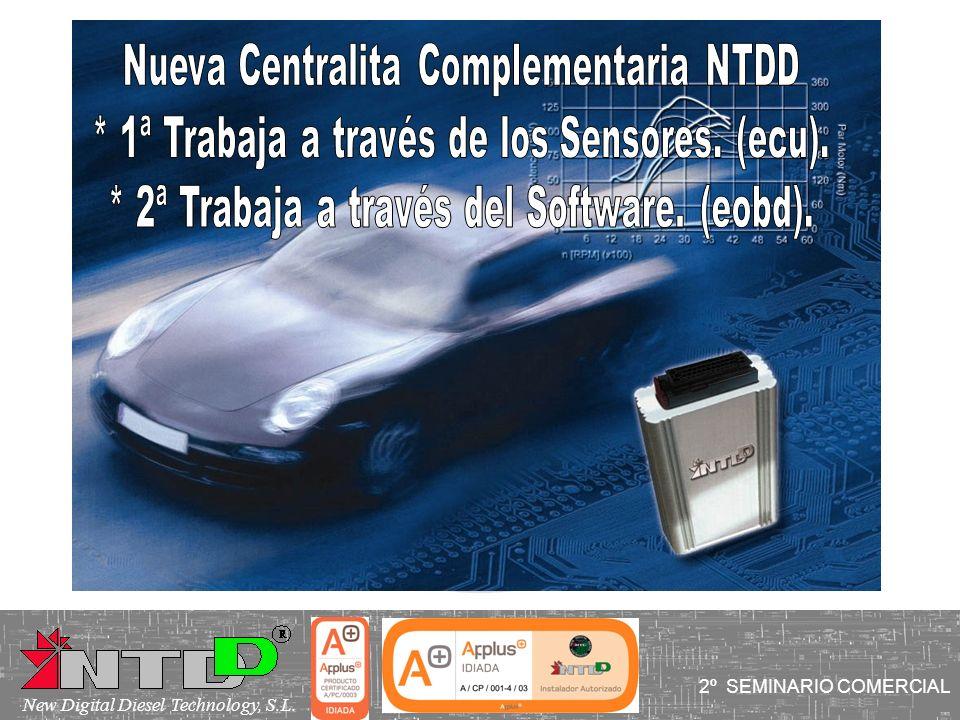 Nueva Centralita Complementaria NTDD