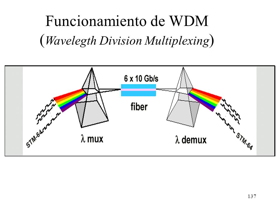 (Wavelegth Division Multiplexing)