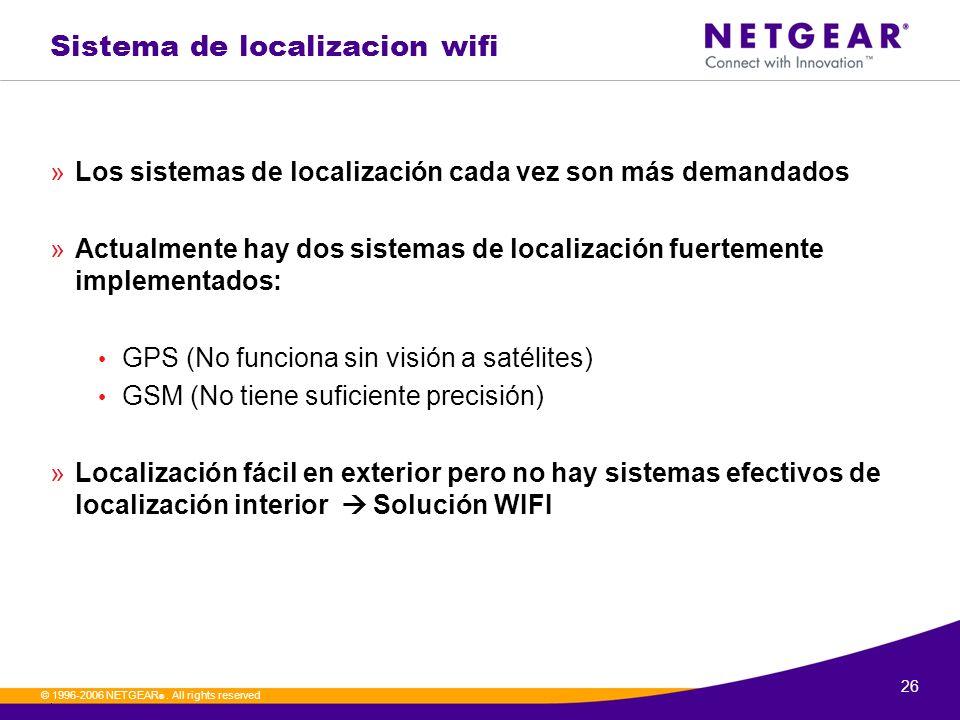 Sistema de localizacion wifi