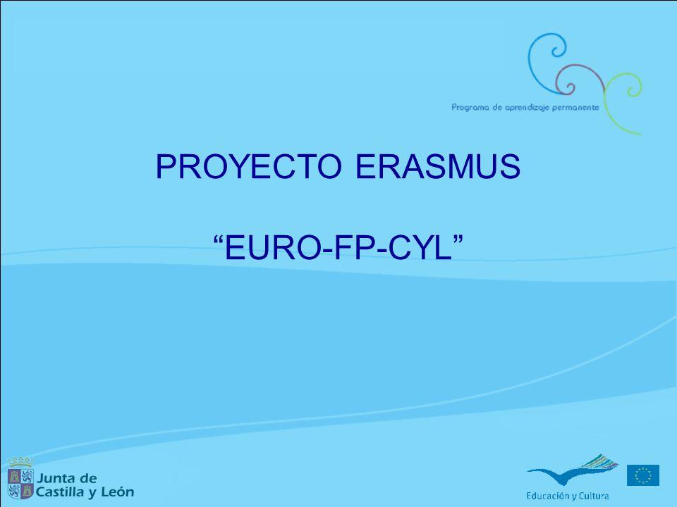 PROYECTO ERASMUS EURO-FP-CYL