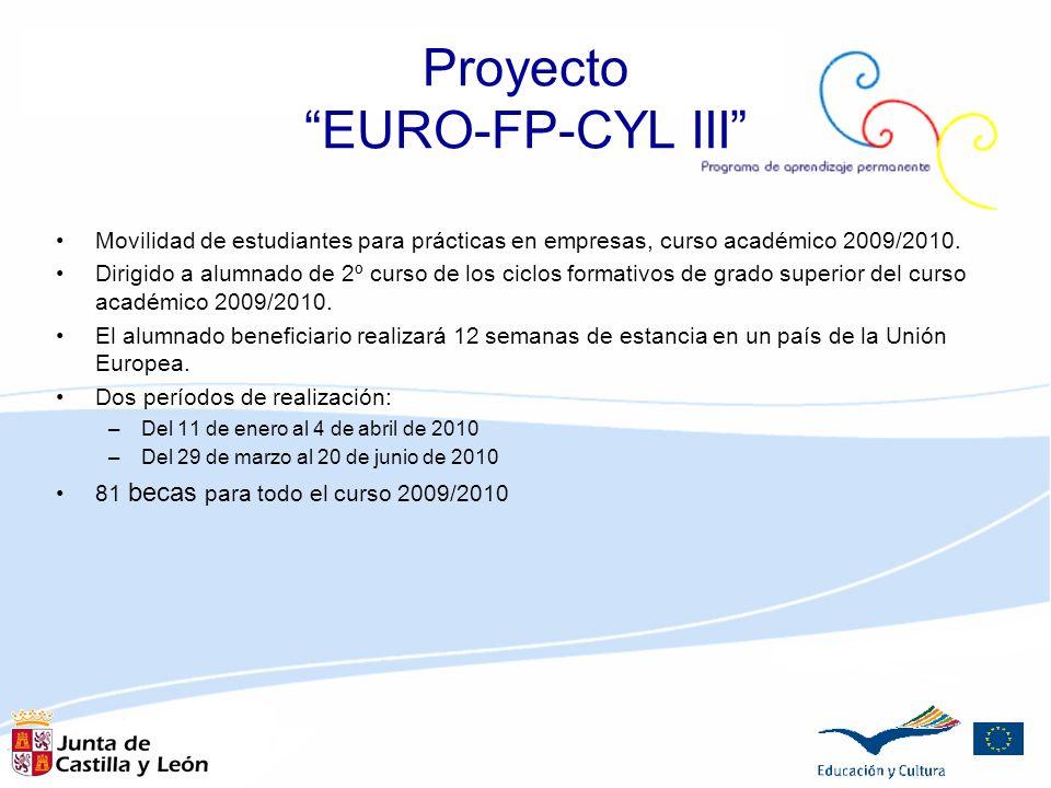 Proyecto EURO-FP-CYL III